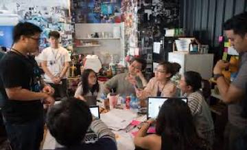Hackathon: Hoe ziet het Amsterdamse vervoer in 2030 eruit?