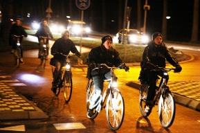 Licht aan op de fiets!