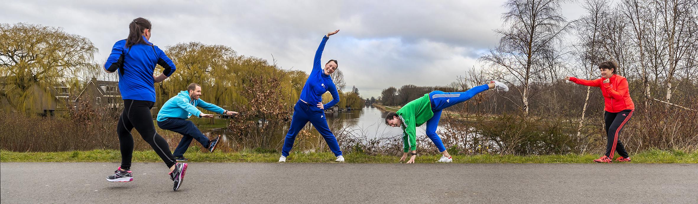 Fit tot over de grenzen met het Damstede Sportjournaal!