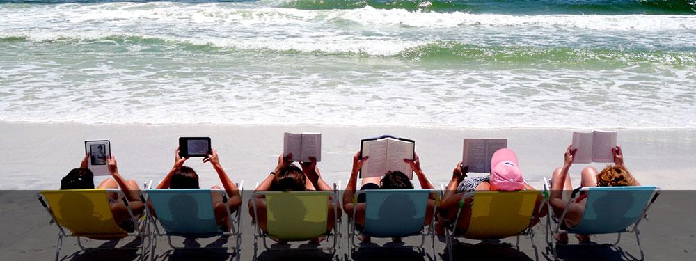 Bibliotheek App: Lekker lezen tijdens de vakantie!